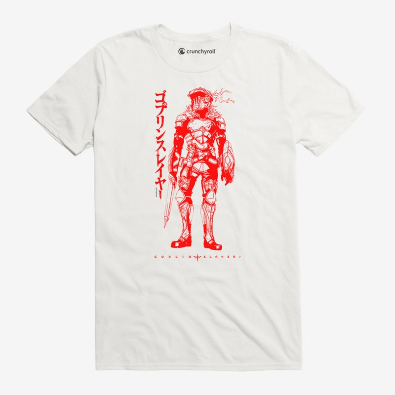 Goblin Slayer White T-shirt