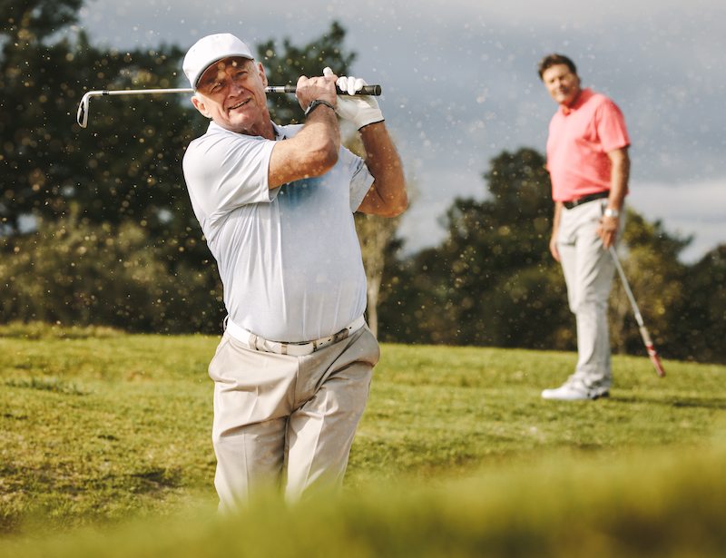 More Boomers Are Golfing, and Here's How the Gym Can Help