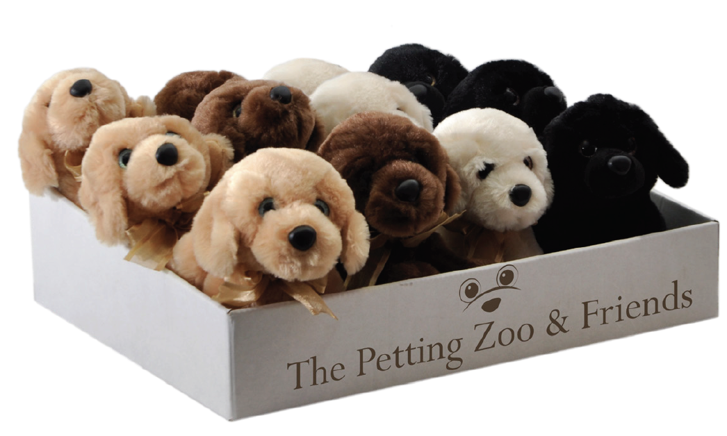 "The Petting Zoo: 7"" Miniz Lab Puppy Assortment"