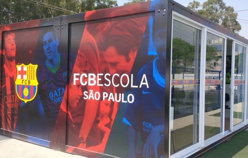 FC Barcelona - Escola de Futebol - São Paulo, SP