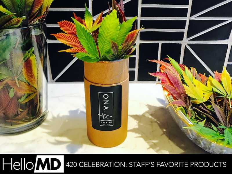 420 HelloMD Celebration: Our Staff's Favorite Products