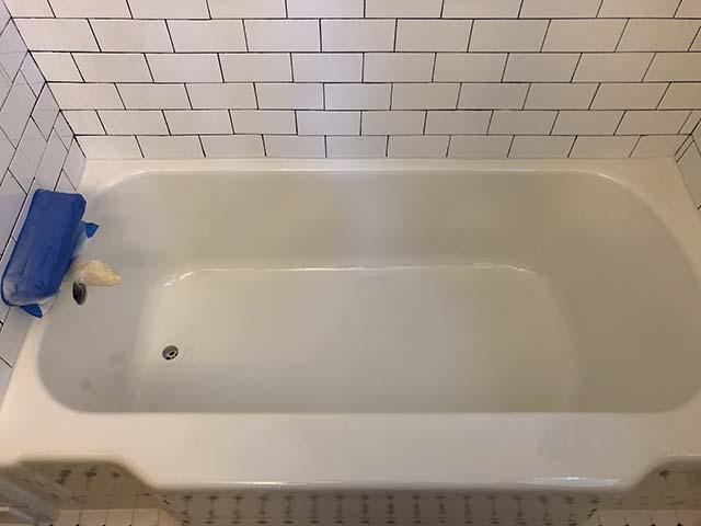 Bathtub 1 - After