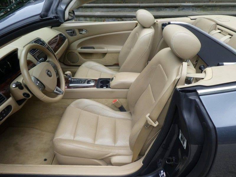 Jaguar XKR 4.2 V8 Convertible afbeelding 5