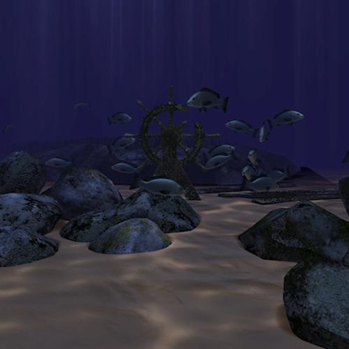 Underwater - Babylon.js
