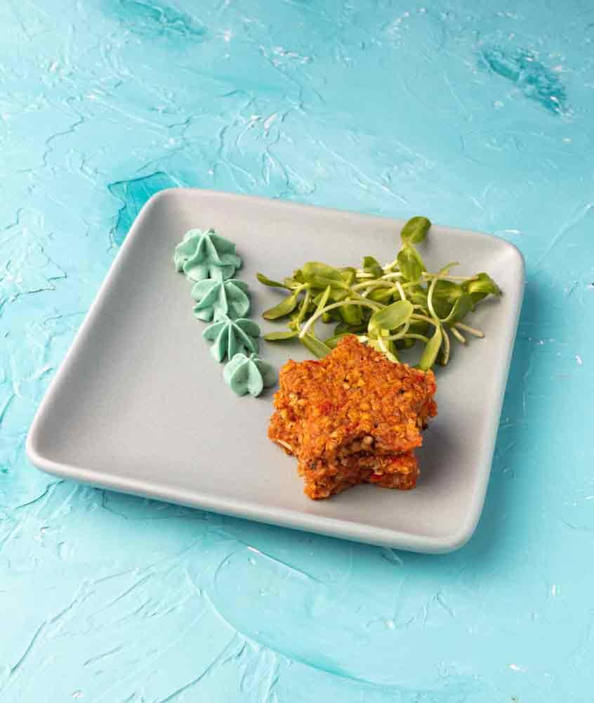 Vegan Starfish Cakes