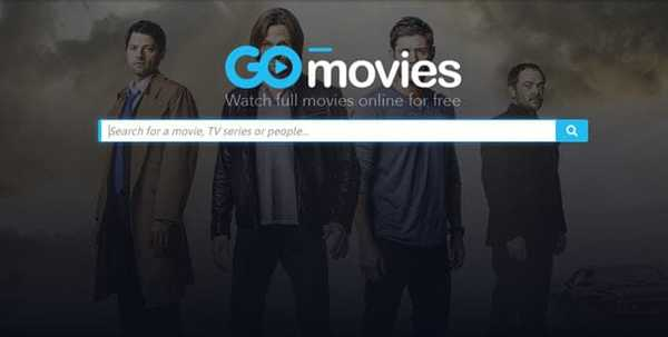 GoMovies free movie streaming