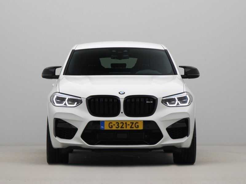 BMW X4 M Competition afbeelding 4