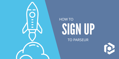 Cover image for How to create your Parseur account and mailbox