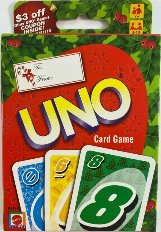Holiday Uno