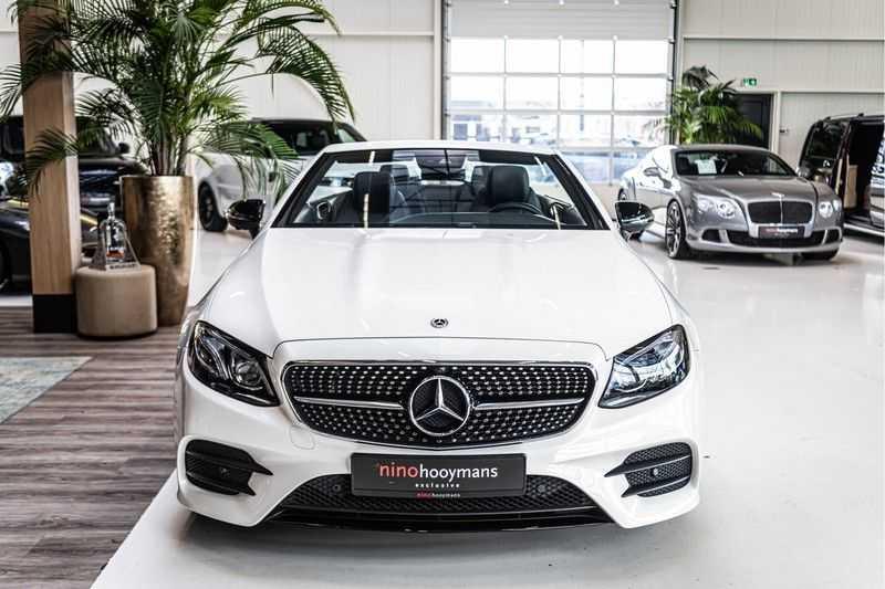 Mercedes-Benz E-Klasse Cabrio 350 AMG | Carbon | Burmester | 360º | Night pakket afbeelding 5