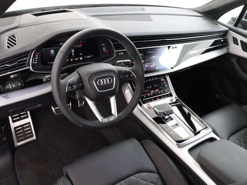 Audi Q7 4.0 TFSI SQ7 quattro 7p 507PK | S-Line | Pano.Dak | 360 Camera | B&O Sound | Keyless-Entry | S-Sportstoelen | Assistentie Tour-City-Parking | 7 Persoons afbeelding 2