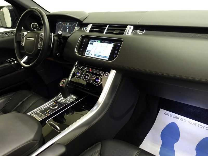 Land Rover Range Rover Sport 3.0 TDV6 HSE Dynamic Aut, Panoramadak, Leer, Navi, Camera afbeelding 24