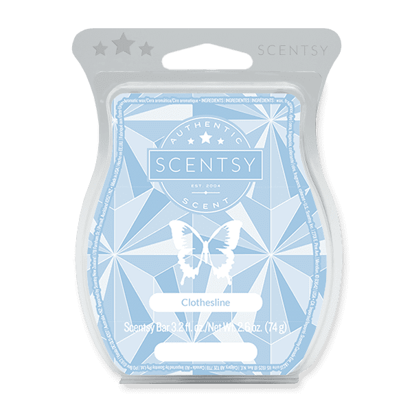 Picture of Clothesline Scentsy Bar