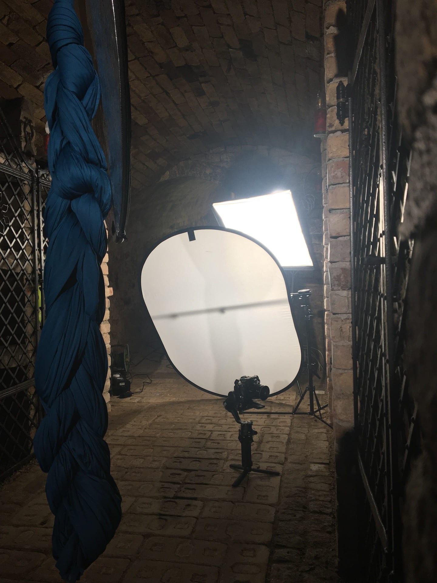 Making of Wah Yanti Musikvideo
