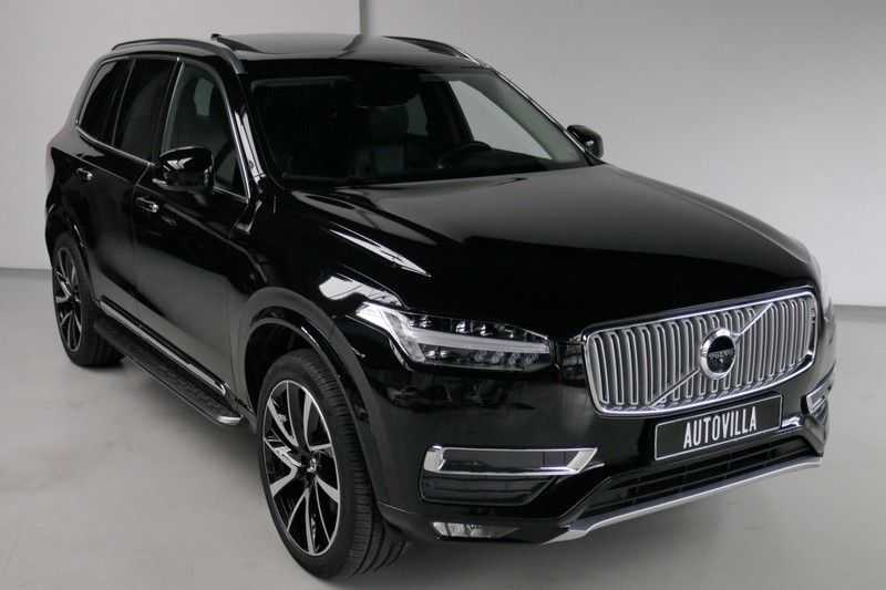 Volvo XC90 2.0 T6 AWD Inscription 7 pers. afbeelding 11