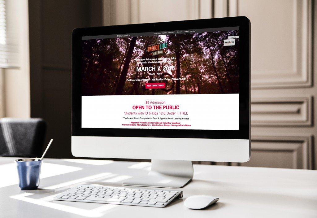 Inside Line Site on a Mac Desktop