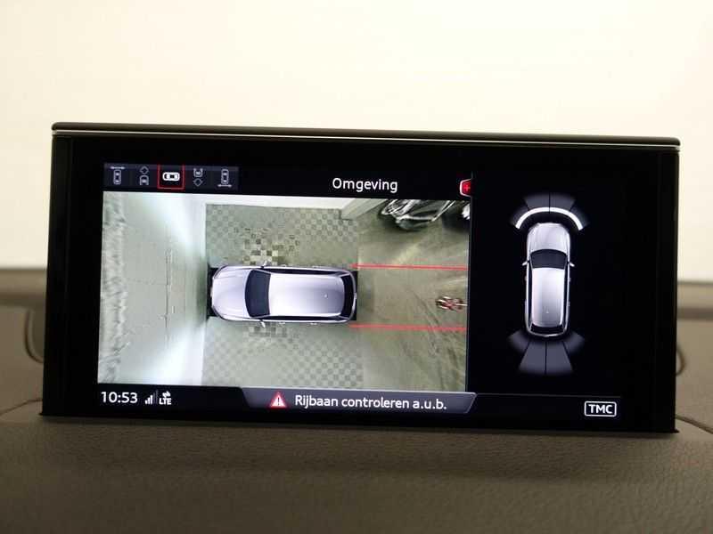 Audi Q7 3.0 TDI e-tron 374pk Quattro S-Line Autom- Bose, Virtual Cockpit, 360 Camera, Park Assist, Leer afbeelding 10