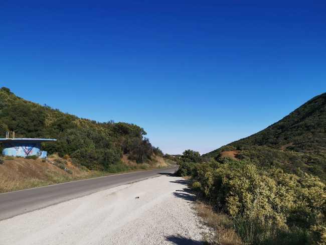 Camino Cielo Road