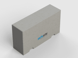 1.5m Concrete Barrier