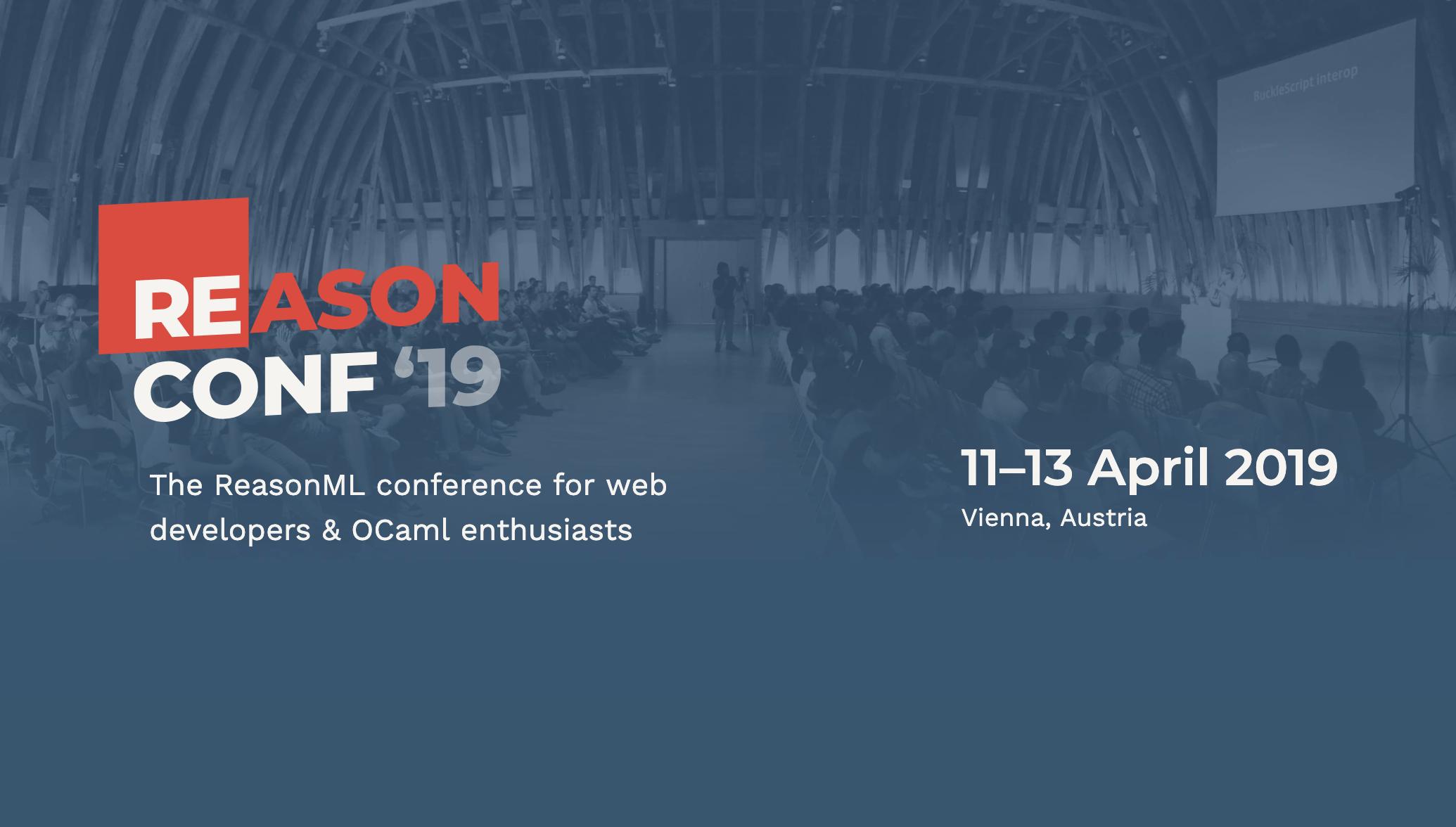 Reason Conf 2019