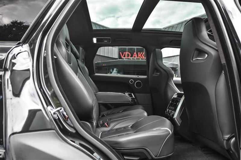 Land Rover Range Rover Sport 5.0 SVR PANO.DAK+CARBON+ACC+HEADUP NP.224K afbeelding 6