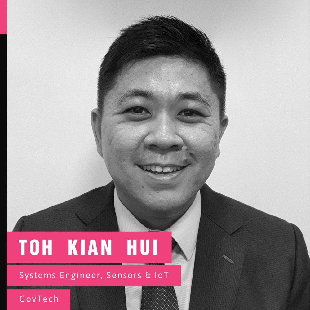 Mr Toh Kian Hui