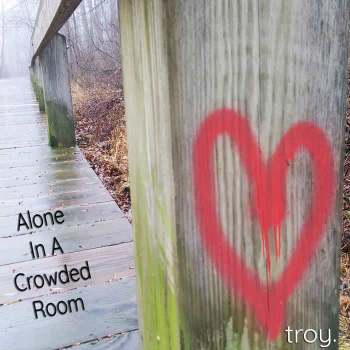 Album art for Alone in a Crowded Room