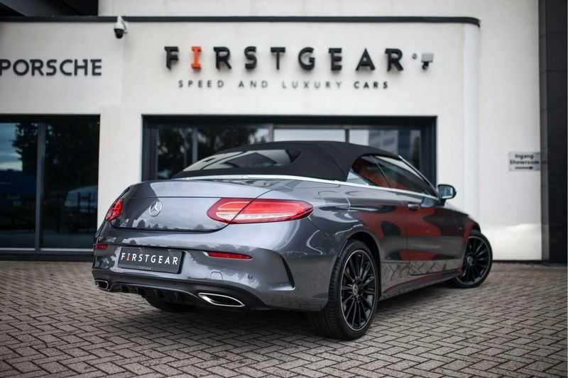 Mercedes-Benz C-Klasse Cabrio 180 Premium *AMG-Line / Airscarf / Keyless Go* afbeelding 11