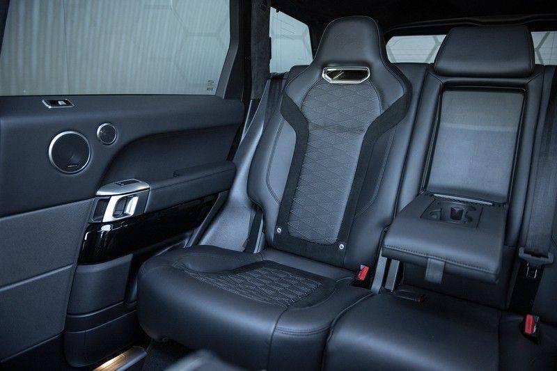 Land Rover Range Rover Sport SVR 5.0 V8 SC ESTORIL BLUE afbeelding 10