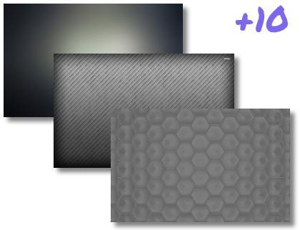 Gray theme pack
