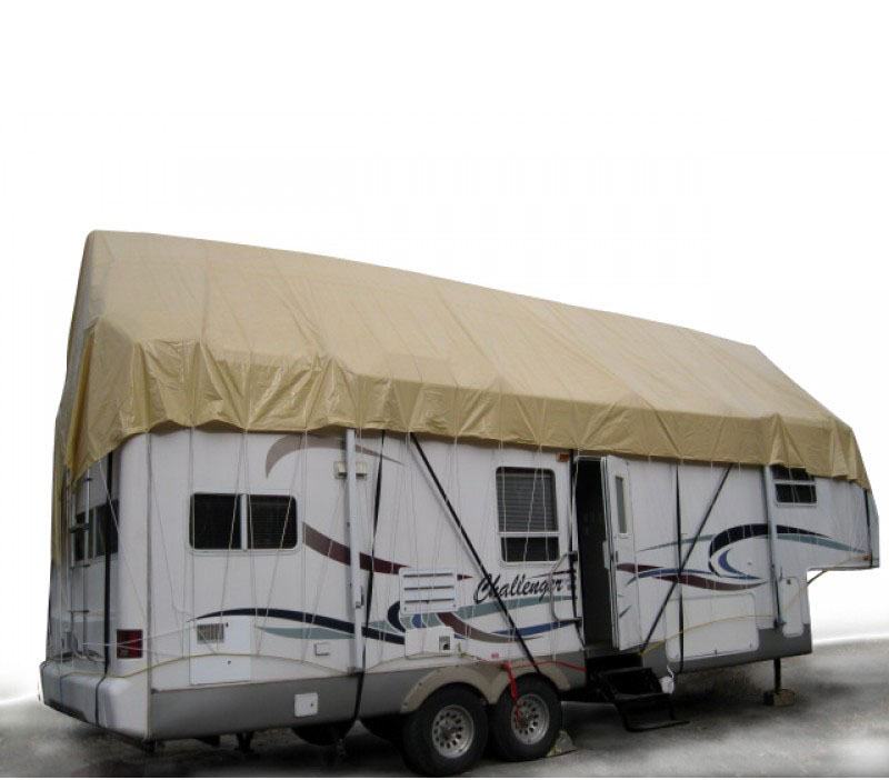 Navigloo Winter Cover for 25-30 foot trailers
