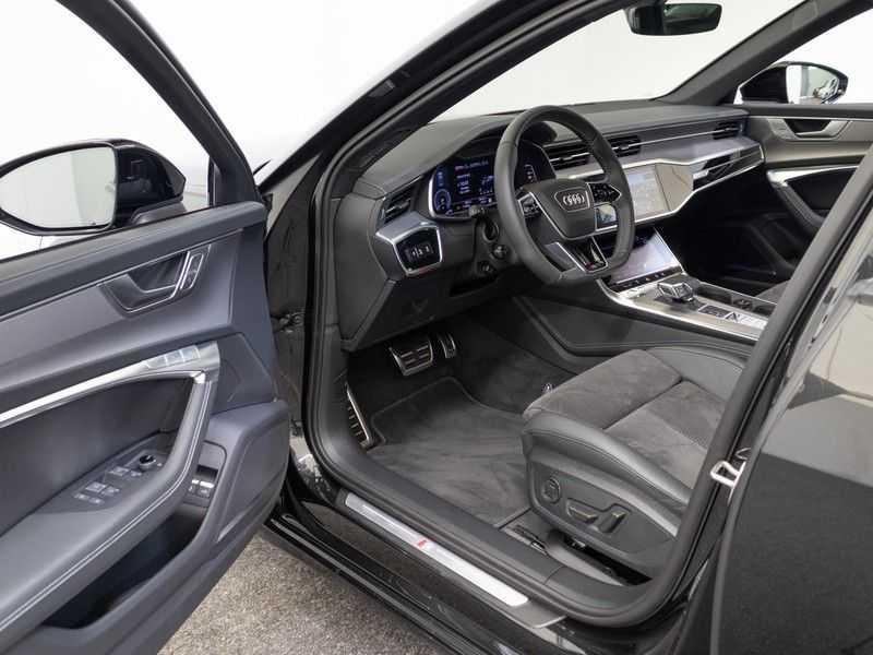 Audi A6 55 TFSI e quattro Competition Plug in Hybrid | 367PK | S-Line | B&O Sound | Nachtzicht | Camera | Adapt.Cruise | Head-Up | Trekhaak | Full Option | afbeelding 25