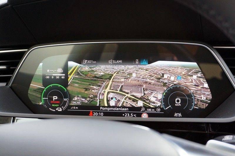 Audi e-tron 55 quattro *4% bijtelling *€180 netto bijtelling afbeelding 7