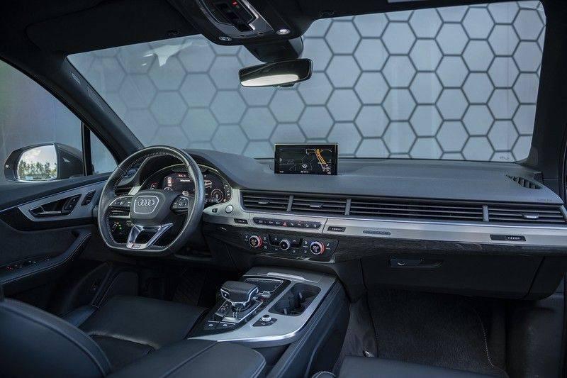 Audi Q7 3.0 TDI quattro Pro Line S 7persoons + Orig.NED + S-LINE + PANO afbeelding 4