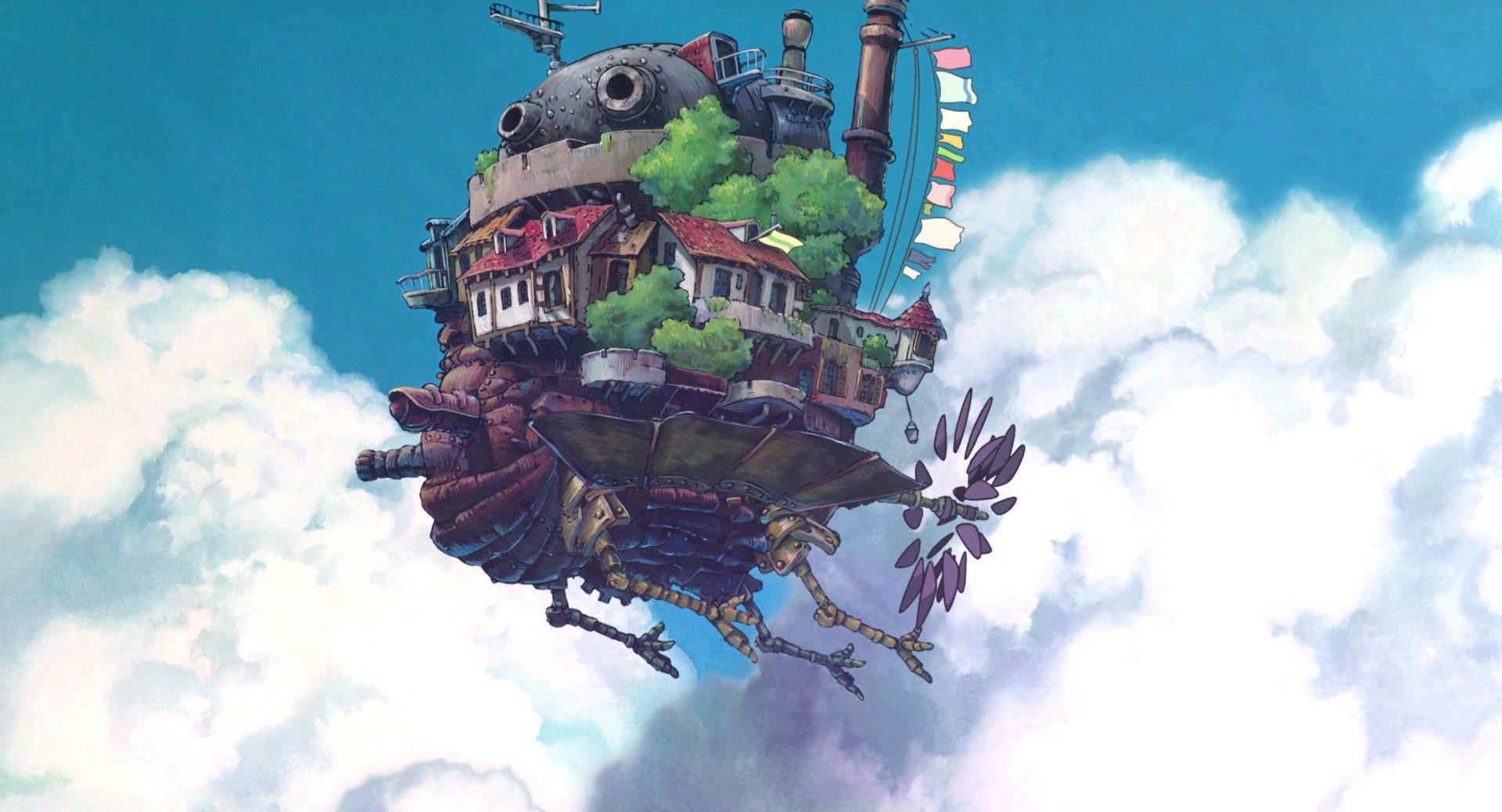 «Ходячий замок». Хаяо Миядзаки, 2004 / imbd.com