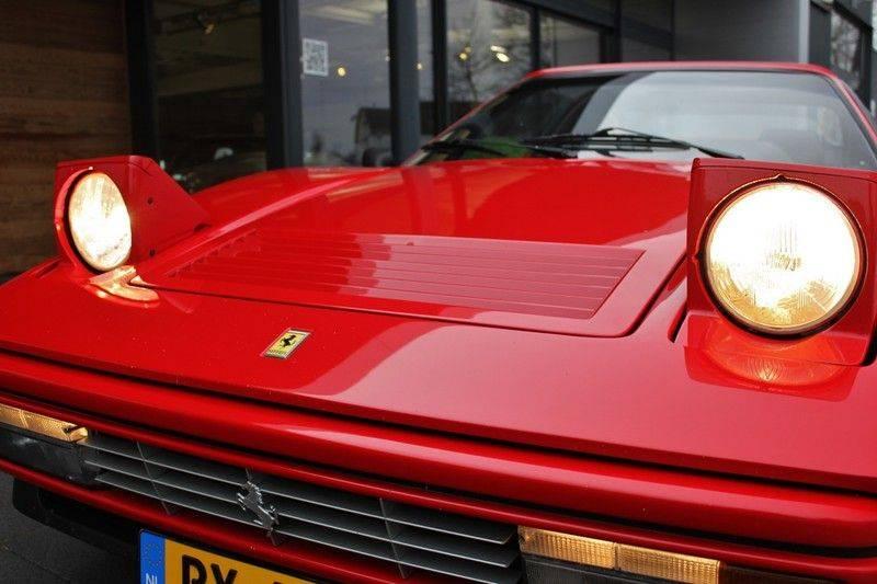 Ferrari 328 GTS Quattrovalvone 3.2 V8 270pk NL Auto afbeelding 20