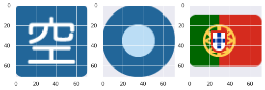Top-level Cluster 6 Sampled Emojis