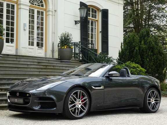 Jaguar F-Type 5.0 V8 AWD R