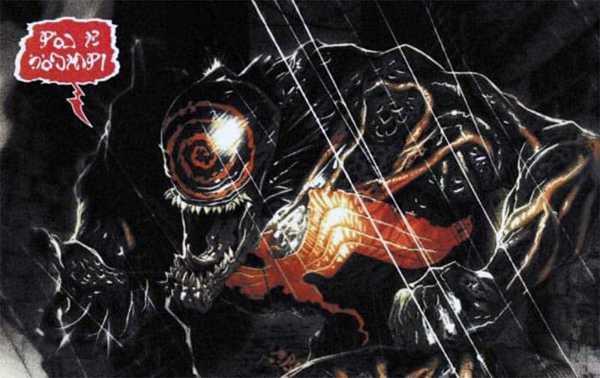 Venom aparece possuído em HQ escrita por Donny Cates