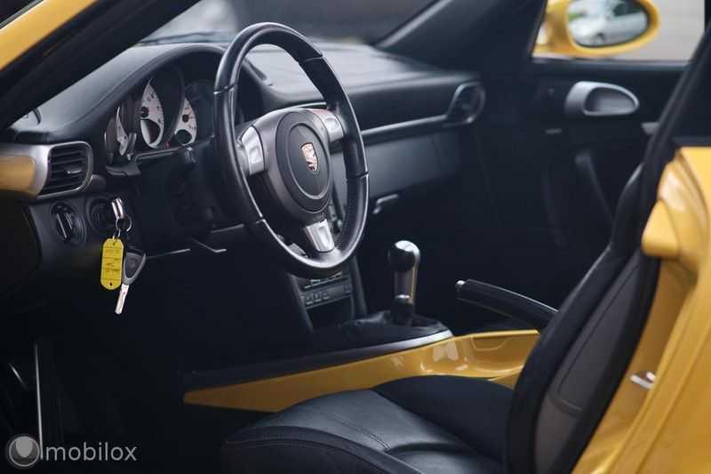 Porsche 911 3.6 Turbo afbeelding 10