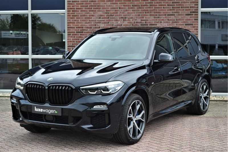 BMW X5 xDrive30d 265pk M-Sport Pano Luchtv Trekh DA+ PA+ Standk afbeelding 23