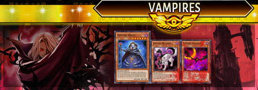 Vampire Breakdown | YuGiOh! Duel Links Meta