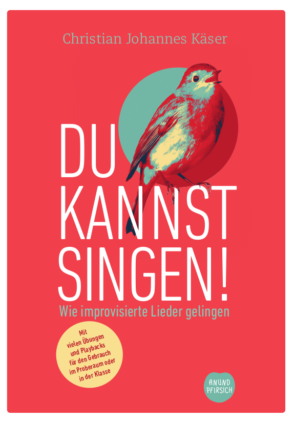 Buch-Cover DU KANNST SINGEN!