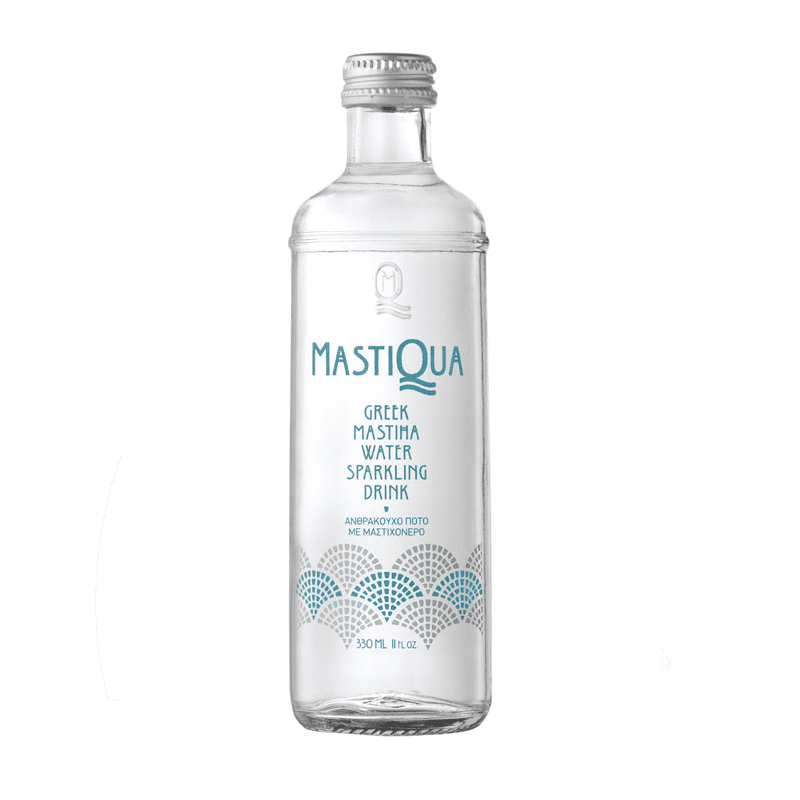 Pure carbonated water with mastic - 330ml