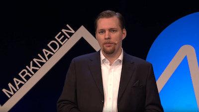 Günther Mårder föreläser om att spara pengar för att få mer frihet.