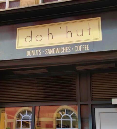 Donuts at Dohhut
