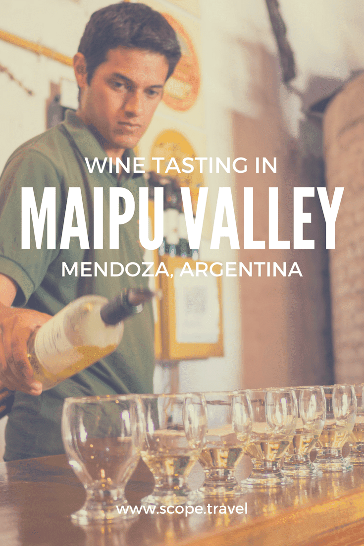 pinterest wine tasting in maipu valley