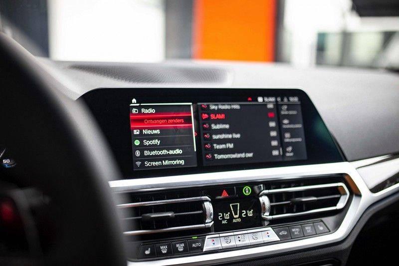 BMW M3 Competition G80 *HUD / M Driver's Pack / Laser / Keramisch / Harman-Kardon / Schaalstoelen* afbeelding 18