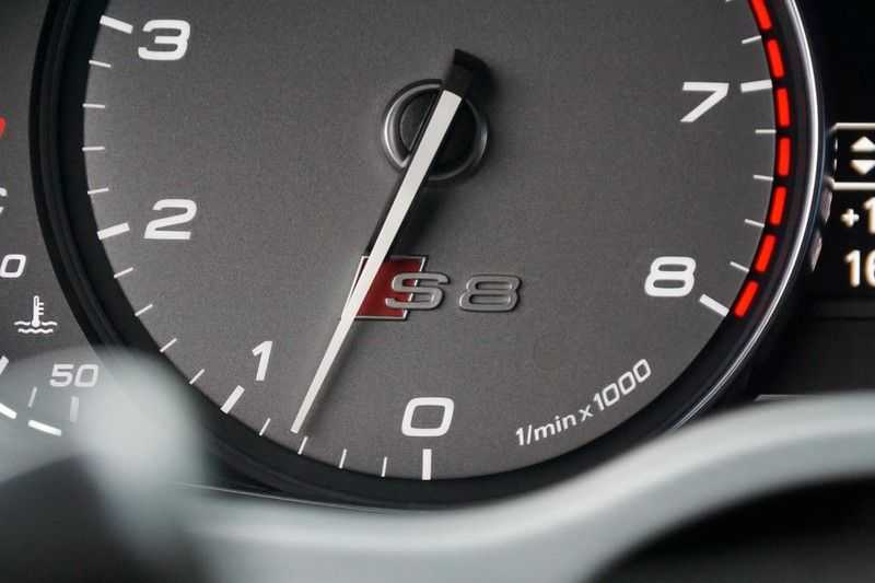 Audi S8 4.0 TFSI quattro Pro Line+ / B&O / Nightvision / Side- & Lane assist / Schuifdak / Head-Up afbeelding 17