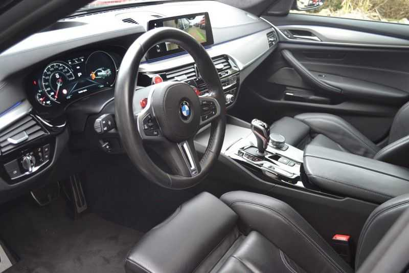 BMW M5 Schuifdak HK M Drivers Package M Stoelen afbeelding 7